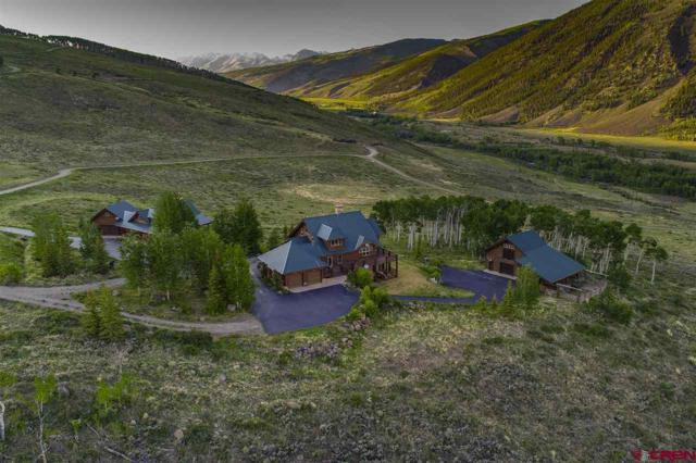 590 Red Mouuntain Road, Almont, CO 81220 (MLS #746375) :: The Dawn Howe Real Estate Network | Keller Williams Colorado West Realty