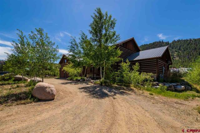 84 Rainbow Drive, Almont, CO 81210 (MLS #746385) :: The Dawn Howe Real Estate Network | Keller Williams Colorado West Realty