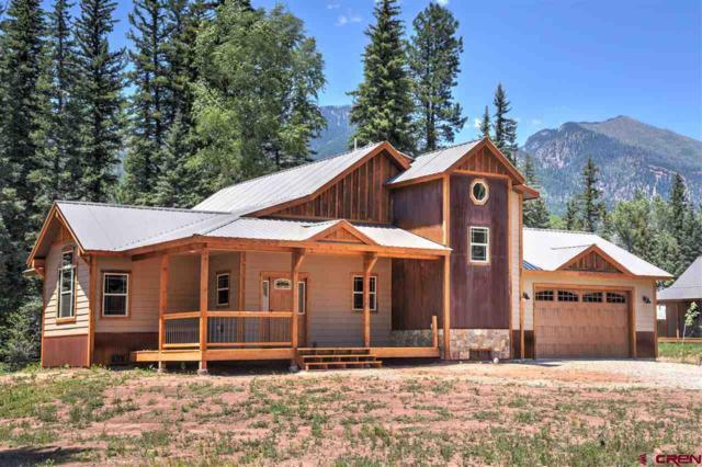 99 Creek Bed, Vallecito Lake/Bayfield, CO 81122 (MLS #746559) :: Durango Home Sales