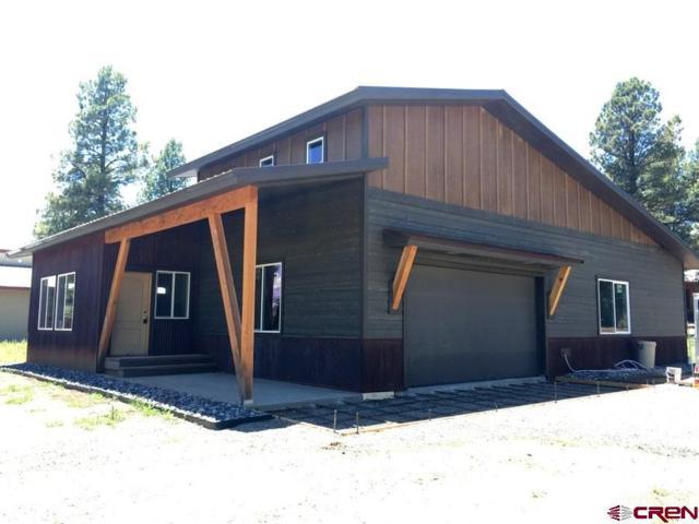 641 Dutton Drive, Pagosa Springs, CO 81147 (MLS #746659) :: CapRock Real Estate, LLC