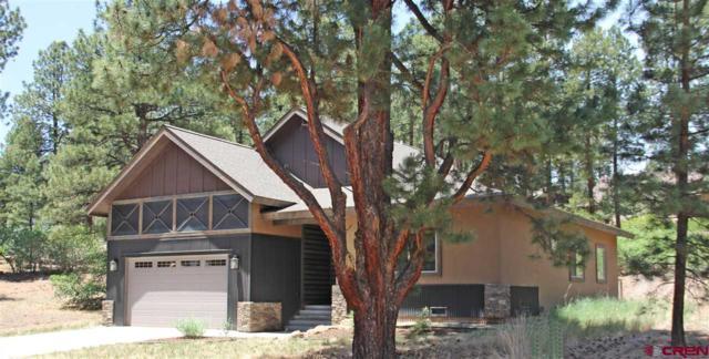 85 Clear Creek Loop, Durango, CO 81301 (MLS #746743) :: Durango Home Sales