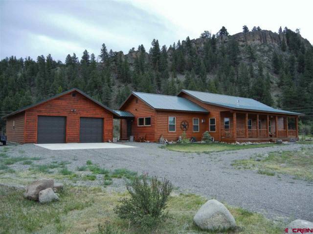 472 Hidden Springs Circle, South Fork, CO 81154 (MLS #746782) :: CapRock Real Estate, LLC