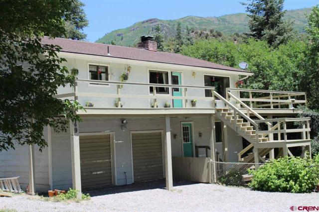 49 Whispering Pines Drive, Ouray, CO 81427 (MLS #746982) :: Durango Home Sales