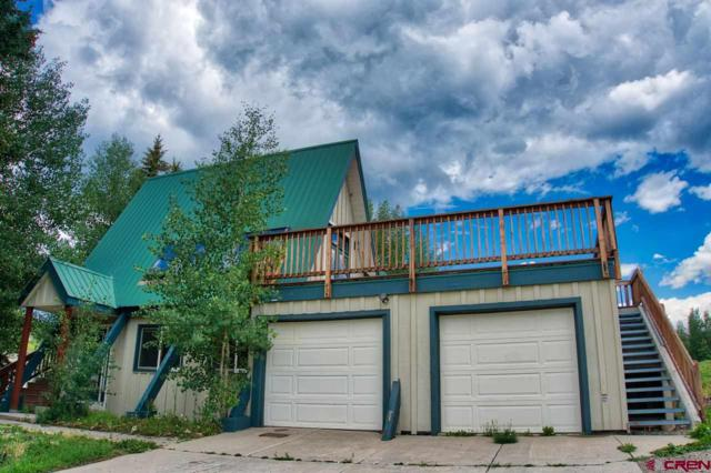 750 Gothic Road, Mt. Crested Butte, CO 81225 (MLS #747006) :: Durango Home Sales