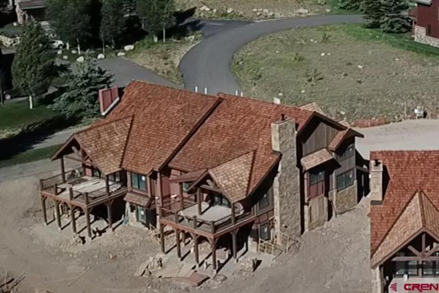 14 Ace Court, Crested Butte, CO 81224 (MLS #747241) :: The Dawn Howe Real Estate Network | Keller Williams Colorado West Realty