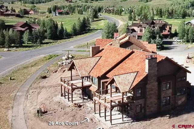26 Ace Court, Crested Butte, CO 81224 (MLS #747243) :: The Dawn Howe Real Estate Network | Keller Williams Colorado West Realty
