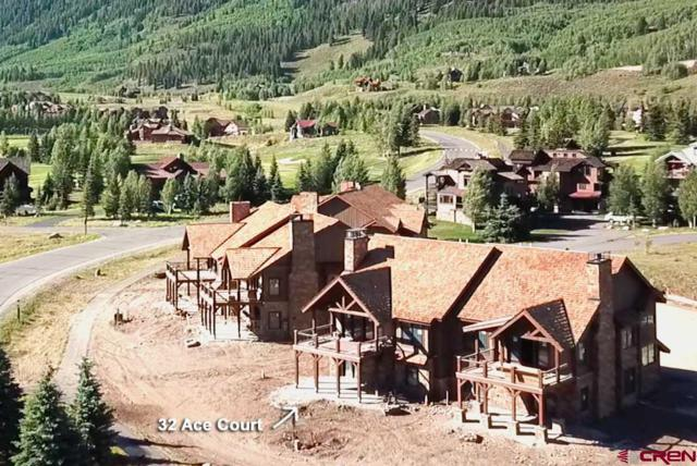 32 Ace Court, Crested Butte, CO 81224 (MLS #747244) :: The Dawn Howe Real Estate Network | Keller Williams Colorado West Realty