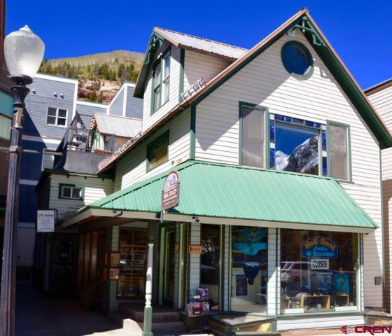 215 E Colorado Avenue, Telluride, CO 81435 (MLS #747307) :: Durango Home Sales