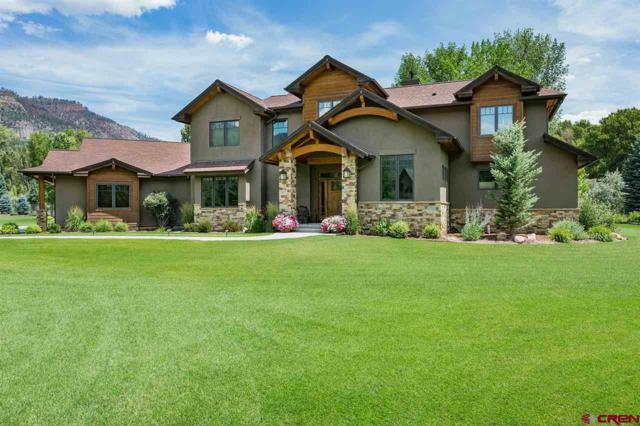 610 Red Rock Road, Durango, CO 81301 (MLS #747402) :: Durango Home Sales