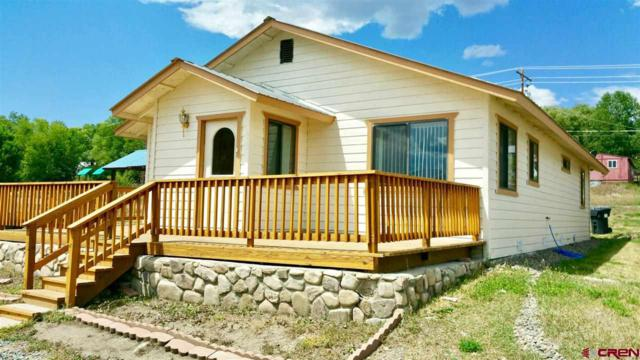 435 S 8th Street, Pagosa Springs, CO 81147 (MLS #747488) :: Keller Williams CO West / Mountain Coast Group