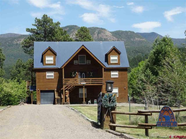 46 Alpine Drive, Pagosa Springs, CO 81147 (MLS #747514) :: Durango Home Sales