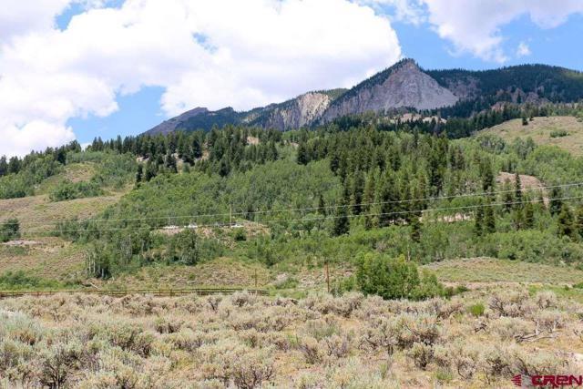 64 Buckhorn Way, Crested Butte, CO 81224 (MLS #747544) :: CapRock Real Estate, LLC