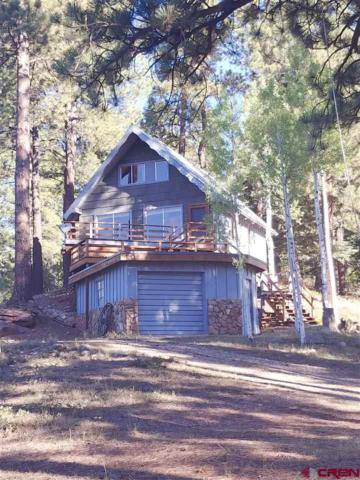 375 Ridge Crest, Durango, CO 81301 (MLS #747591) :: Durango Mountain Realty