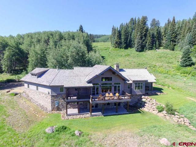1610 Red Mountain Ranch Road, Crested Butte, CO 81224 (MLS #747695) :: Durango Home Sales