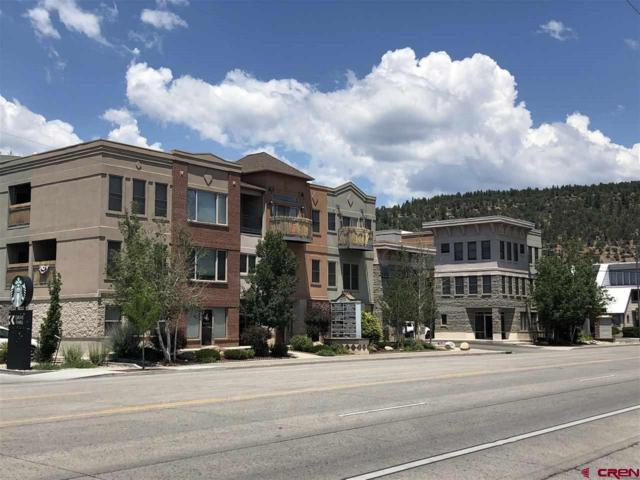 2855 Main Avenue #B-207, Durango, CO 81301 (MLS #747714) :: CapRock Real Estate, LLC