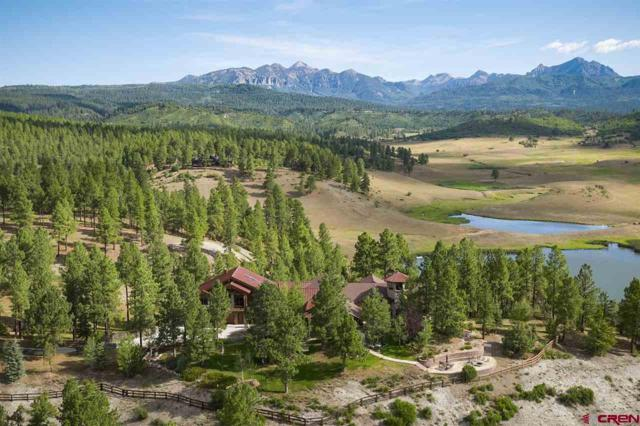 3101 Hidden Valley Drive, Pagosa Springs, CO 81147 (MLS #747769) :: Durango Home Sales