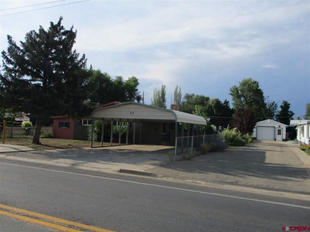 50 E Empire, Cortez, CO 81321 (MLS #747783) :: CapRock Real Estate, LLC