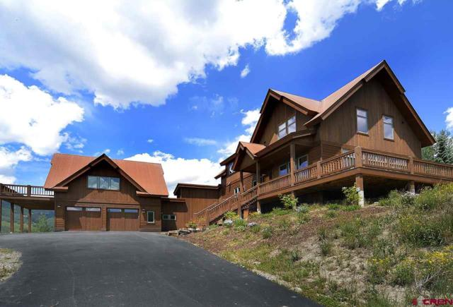 32 Cinnamon Mountain Road, Mt. Crested Butte, CO 81225 (MLS #748181) :: Durango Home Sales