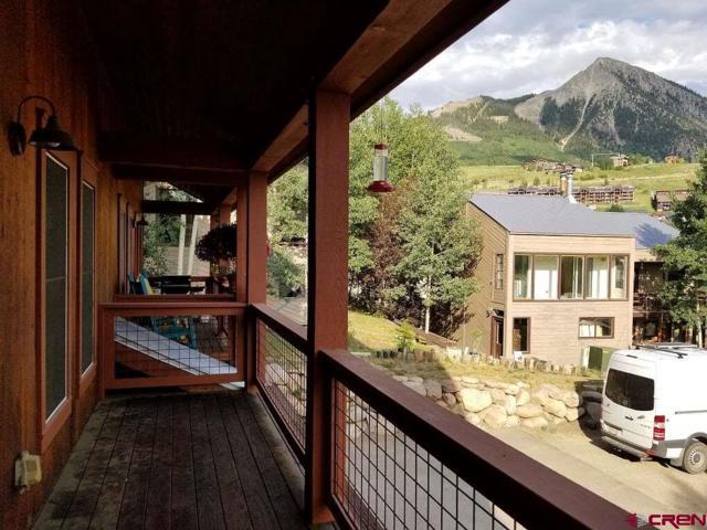 102 Big Sky Drive B, Mt. Crested Butte, CO 81225 (MLS #748216) :: Durango Home Sales