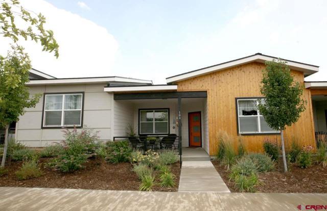 184 Pioneer Avenue, Durango, CO 81301 (MLS #748228) :: Durango Mountain Realty