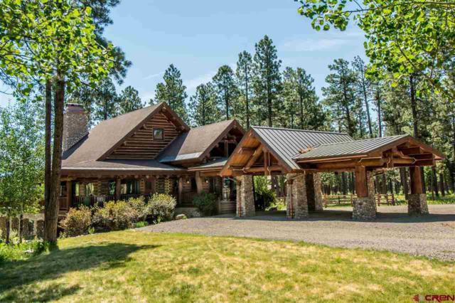 942 Hidden Valley Drive, Pagosa Springs, CO 81147 (MLS #748318) :: Durango Home Sales