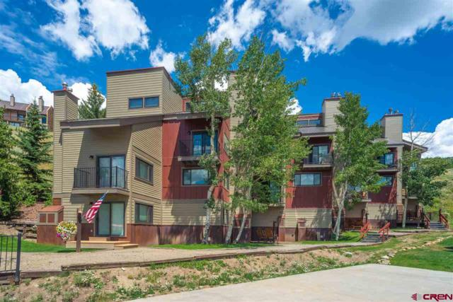 21 Crested Mountain Lane #508, Mt. Crested Butte, CO 81225 (MLS #748326) :: The Dawn Howe Real Estate Network | Keller Williams Colorado West Realty
