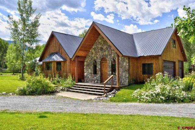 353 County Road 23, Ridgway, CO 81432 (MLS #748547) :: CapRock Real Estate, LLC