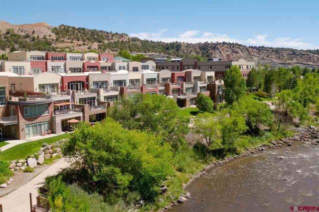 555 Rivergate Lane B3 - #69, Durango, CO 81301 (MLS #748720) :: Durango Home Sales