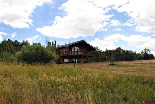 120 Sundance Circle, Durango, CO 81303 (MLS #748770) :: Durango Mountain Realty