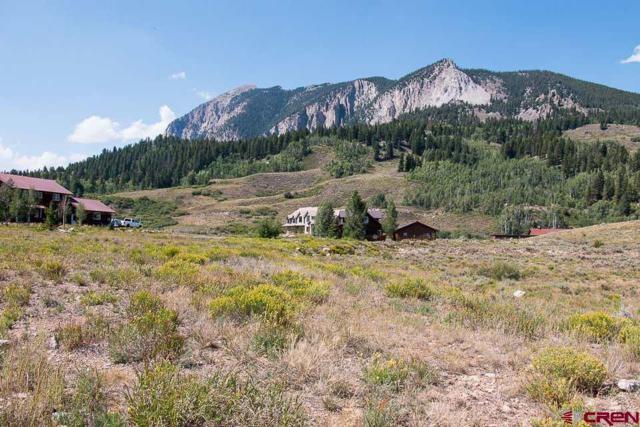 14 Buckhorn Way, Crested Butte, CO 81224 (MLS #748777) :: Durango Home Sales