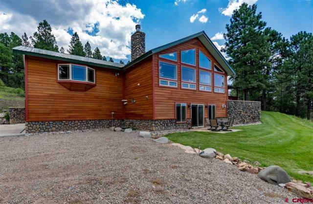 6163 N Pagosa Blvd, Pagosa Springs, CO 81147 (MLS #748812) :: Durango Home Sales