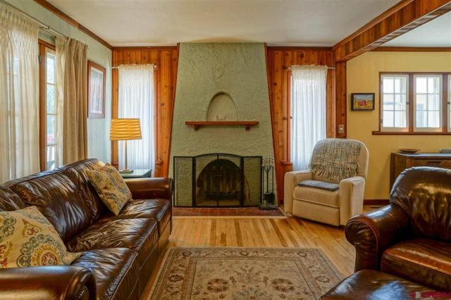 1639 W 3rd Avenue, Durango, CO 81301 (MLS #748891) :: Durango Home Sales