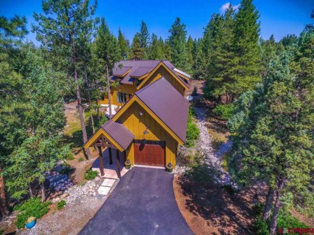 417 Blanca, Pagosa Springs, CO 81147 (MLS #749525) :: CapRock Real Estate, LLC