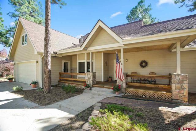 60 Edgemont Way, Durango, CO 81301 (MLS #749647) :: Durango Home Sales