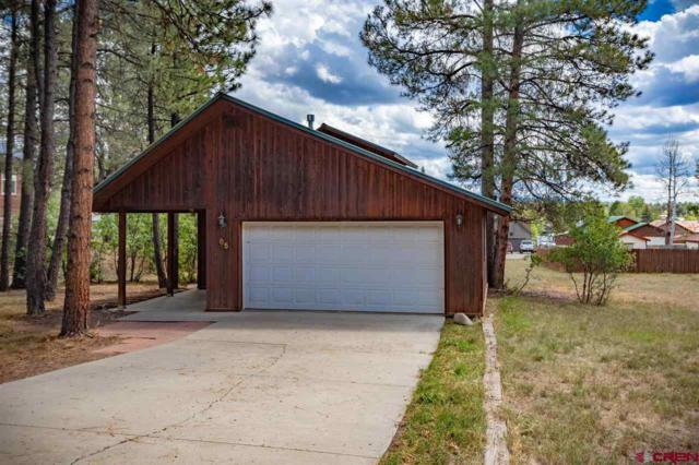 85 Dayspring, Pagosa Springs, CO 81147 (MLS #749938) :: Durango Home Sales