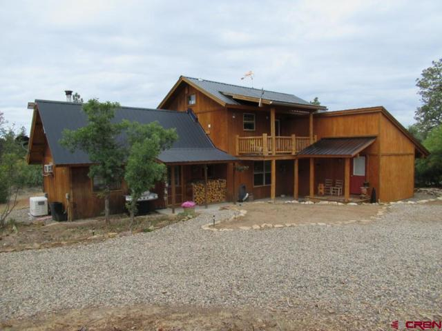 64 Jakes Court, Pagosa Springs, CO 81147 (MLS #750108) :: Durango Home Sales