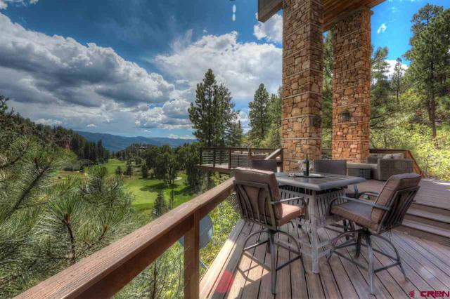 160 Peregrine Drive, Durango, CO 81301 (MLS #750137) :: Durango Home Sales