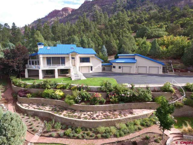 247 Rim Rock Drive, Durango, CO 81301 (MLS #750149) :: Durango Mountain Realty