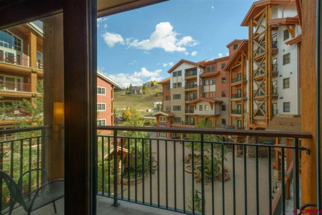 620 Gothic Road #310, Crested Butte, CO 81225 (MLS #750402) :: Keller Williams CO West / Mountain Coast Group
