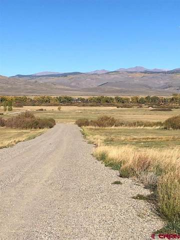 623 Mountain View Trail, Gunnison, CO 81230 (MLS #750404) :: The Howe Group   Keller Williams Colorado West Realty