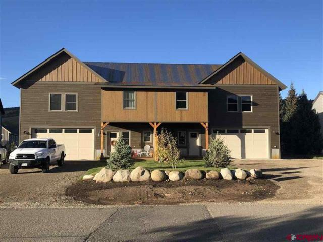62 Endner Place Place, Crested Butte, CO 81224 (MLS #750483) :: CapRock Real Estate, LLC