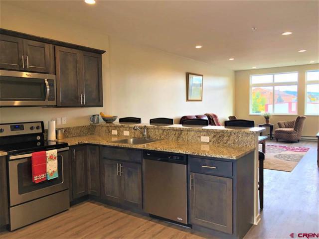 300 Van Tuyl Circle Unit B, Gunnison, CO 81230 (MLS #750702) :: Durango Home Sales