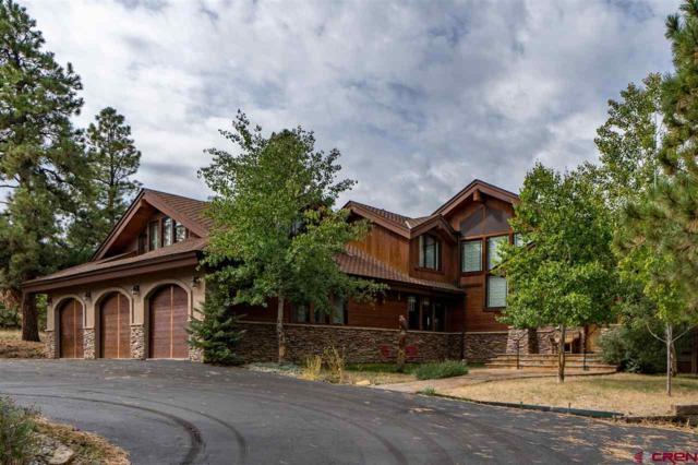 387 Bristlecone Drive, Pagosa Springs, CO 81147 (MLS #750772) :: Durango Home Sales