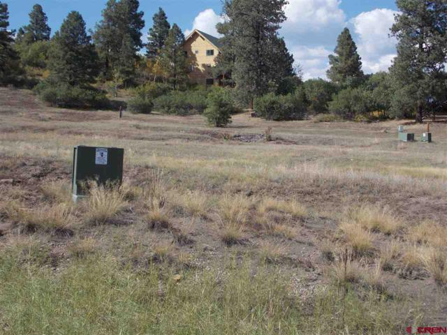 109 N Pinescent Drive, Pagosa Springs, CO 81147 (MLS #750881) :: Durango Home Sales