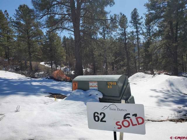 (Lot 62) 640 Tipple Avenue, Durango, CO 81301 (MLS #751036) :: Durango Mountain Realty