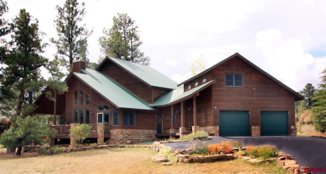 104 Trappers Drive, Pagosa Springs, CO 81147 (MLS #751296) :: Durango Home Sales