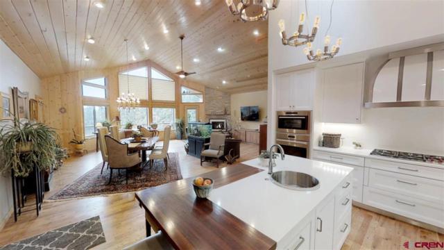 310 Quien Sabe Street, Pagosa Springs, CO 81147 (MLS #751328) :: Durango Home Sales
