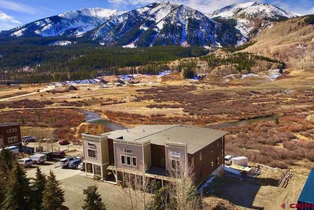 523 Riverland Drive 3A, 3B, 3C, 3D, Crested Butte, CO 81224 (MLS #751659) :: The Dawn Howe Group | Keller Williams Colorado West Realty