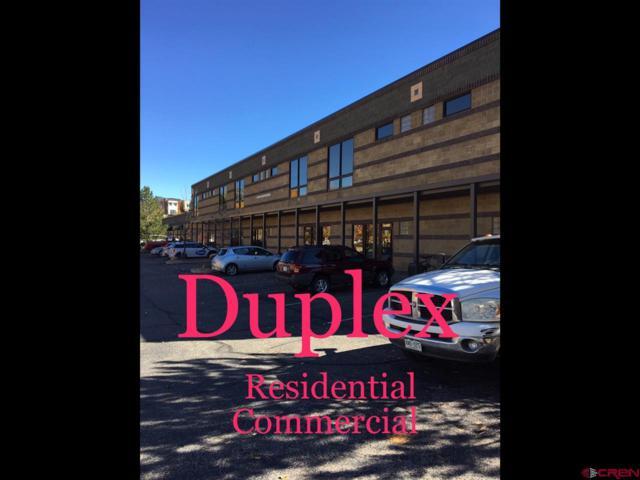 150 Rock Point Drive #D, Durango, CO 81301 (MLS #751745) :: Durango Home Sales