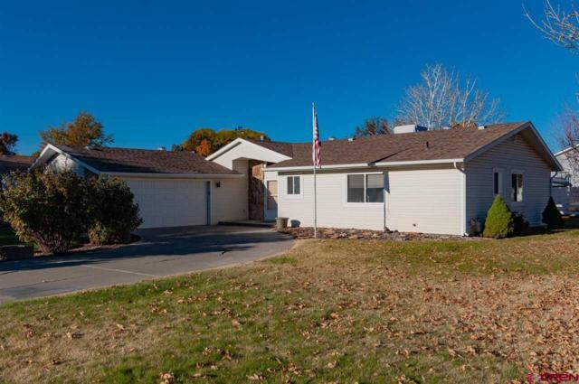 837 Lanai Drive, Grand Junction, CO 81506 (MLS #751847) :: CapRock Real Estate, LLC